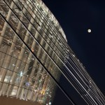 Moon Over the Kauffman Center